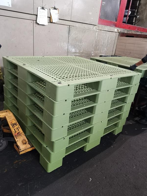 安徽大型建材集团公司定制加工托盘交付