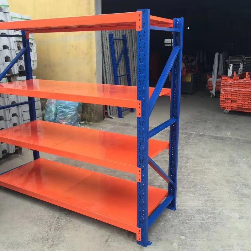 苏州某机电设备公司次重型货架