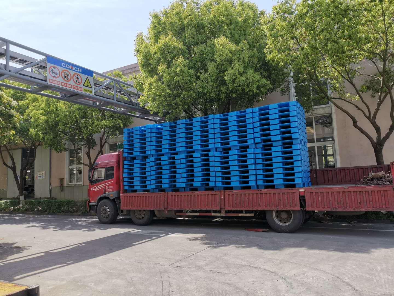安徽芜湖某集团公司塑料托盘